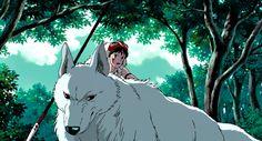 Studio Ghibli Art, Studio Ghibli Movies, Hayao Miyazaki, Mononoke Anime, Le Vent Se Leve, Ai No Kusabi, Studio Ghibli Characters, Arte Cyberpunk, Anime Nerd