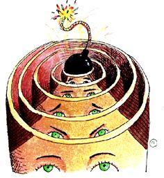 """Cómo ENTIENDO las """"SUBIDAS y los BAJONES"""" en la FIBROMIALGIA http://fibromialgiadolorinvisible.blogspot.com.ar/2015/07/como-entiendo-las-subidas-y-los-bajones.html"""