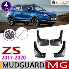 4 PCS Front Rear Car Mud flaps for MG Price: $ 30.92 & FREE Shipping #fashion Car Supplies, Mud, Free Shipping, Accessories, Fashion, Moda, Fashion Styles, Fashion Illustrations, Jewelry Accessories