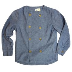 Ramsey Button Down - Chambray