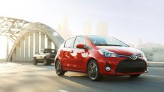 2015 Toyota Yaris rolls in at an affordable price of $14,845.00 for all the tech it has to offer. Take it for a spin: http://cnet.co/1v8dJqE