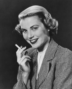 Grace Kelly: Truly One of a Kind • graceandfamily: Grace Kelly's first days as...