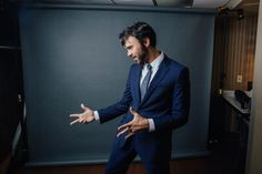 Shakey Graves - Americana Awards 2015: Rolling Stone Country's Best Backstage…