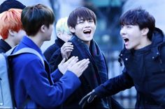 BTS SJ V JH | BTS in a picture : my life and joy