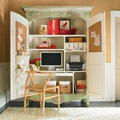 Tiny office idea
