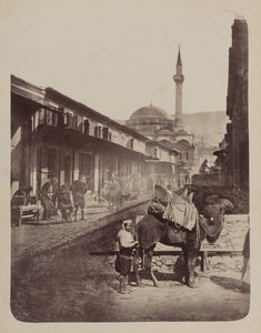 Orient, Ottoman Empire, Historical Pictures, Albania, Old Town, Istanbul, The Past, Vintage, City