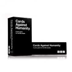 Cards Against Humanity (UK edition)                      - Diverse