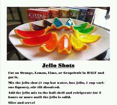 Ok, not officially food but a cool idea!