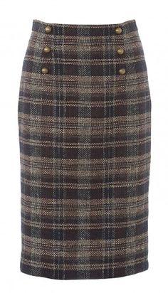 Sewing patterns - - Sewing patterns My patterns – Skirts Plaid Skirts, Cute Skirts, Skirt Outfits, Dress Skirt, Hijab Fashion, Fashion Dresses, Winter Rock, Best Leather Jackets, Hijab Stile