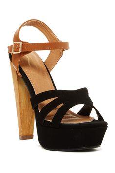 Lizeth Platform Sandal