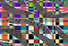 Wallcoverings | Wall coverings | Abstract Pattern | wallunica. Check it out on Architonic