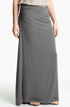 Free shipping and returns on Caslon® Convertible Maxi Skirt (Regular & Petite) at Nordstrom.com. For two easy looks in one, a stretchy maxi skirt with ruched sides can quickly convert to a strapless midi dress.