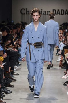 Christian Dada, Spring-Summer 2018, Paris, Menswear