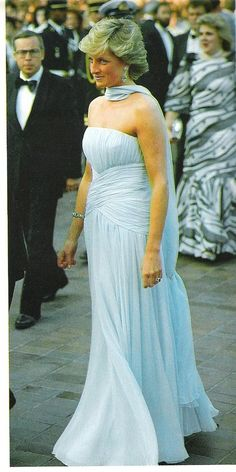 Diana & Charles , The Cannes Film Festival - 15 Mai 1987 _ Suite
