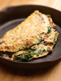 Medifast California Lean and Green Recipe - California Vegetable Omlette