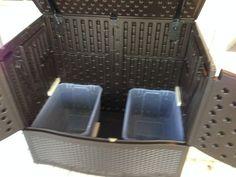 Outdoor Litter Box