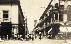 Fotos de Puebla, Puebla, México: Avenida Reforma