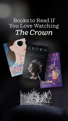 These books will help you get ready for season 4 of The Crown on Netflix. Crown fans must-reads include the series' official companion books plus nonfiction books about the British royal family and historical and romance fiction featuring royals real and imaginary.