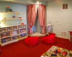 Eclectic Play Rooms Design, Pictures, Remodel, Decor and Ideas - page 2