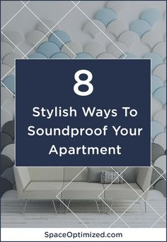 from deafening traffic noise to annoying hallway chatter learn how to block ambient sound and keep the peace in your microapartment with these simple tips - Best Soundproof Curtains