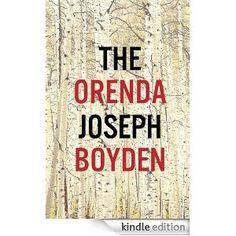The Orenda (book cover)