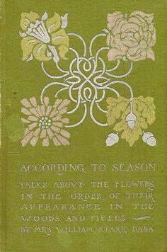 Cassandra Considers: Frances Theodora Parsons (a.k.a., Mrs. William Starr Dana)