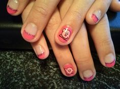 kirby - Nail Art Gallery by NAILS Magazine