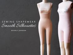Shape things up with your own custom-sewn shapewear!