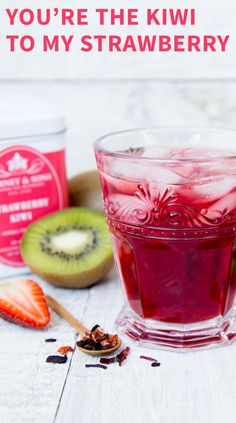 Our new Fruit Teas are berry delicious. Try them all! #Tea