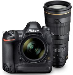 The upcoming Nikon DSLR camera and the Nikkor AF-S FL ED SR VR lens are already listed at B&H: ⇒Nikon AF-S FL ED SR VR lens: Designed for use with FX image sensors, this lens is also compatible with DX sensors where it will provide a equivalent focal […] Dslr Nikon, Nikon Lenses, Nikon Digital Camera, Digital Slr, Film Camera, Nikon Logo, Leica Camera, Camera Gear, Tecnologia