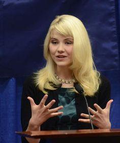 Elizabeth Smart: Shame traps victims of abuse, trafficking