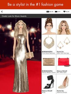 Shoppable Dress-Up Games Covet's Fashion Game App Lets You Try on and Buy Designer Clothing