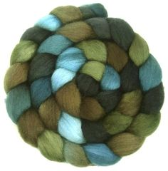 Hey, I found this really awesome Etsy listing at https://www.etsy.com/listing/71637908/handpainted-bfl-wool-roving-4-oz-tribe