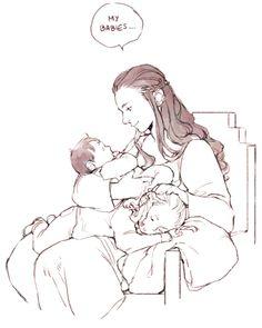 Dis - my babies by lanimalu on tumblr