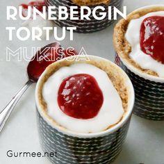 Mukiinmenevät Runebergin tortut © Hanna Stolt |Gurmee.net