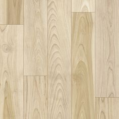 Style Selections 4.96-in W x 4.23-ft L Natural Birch Smooth Laminate Wood Planks $1.59 / sq ft