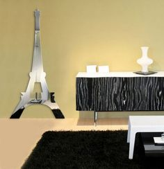 Cool Paris-Themed Room Ideas and Items | DigsDigs