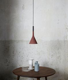 Aplomb red brick by @foscarinilamps.