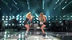 Carrie Underwood & Miranda Lambert - Somethin' Bad - CMA Music Festival 2014 http://youtu.be/buifInbfykc