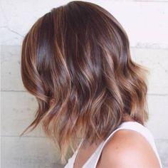 Caramel Colored Hair