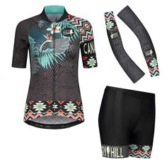Women's Cycling Jersey, Cycling Wear, Bike Wear, Cycling Jerseys, Cycling Outfit, Sport Outfits, Cute Outfits, Design Kaos, Bicycle Girl