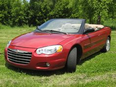 Chrysler Sebring Convertible Car Ears As Unique Born With A Combination Of Sedan And Touring That Is Really Comfortable To Drive