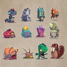 Image result for animation creature concepts