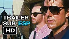 Mission Impossible 5 Rogue Nation-Trailer #1 SUBTITULADO en Español (HD)...