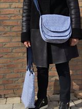 Sac Musette cousu pa