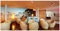 standard hotels LA, cactus lounge