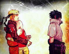Naruto x Sakura & Sasuke Uchiha Naruto And Sasuke, Naruto Team 7, Naruto Y Boruto, Naruto Comic, Narusaku, Naruto Funny, Sakura And Sasuke, Naruto Art, Sakura Haruno