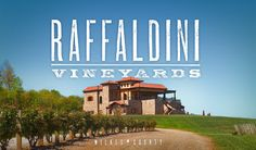 The Raffaldini family has been celebrating special events with homemade wine for nearly 700 years,and for the past 10 years it has shared t...