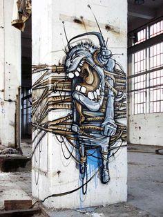 caparso - Street Art