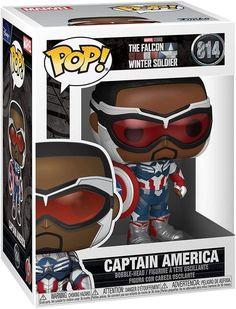 Funko Pop Marvel, Marvel Pop Vinyl, Chibi Marvel, Funk Pop, Marvel Legends, Funko Pop Dolls, Marvel Gifts, Pop Figurine, Captain America